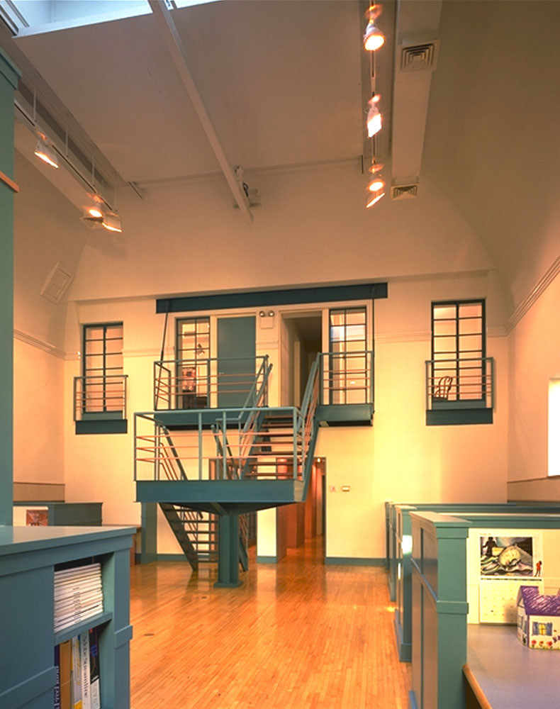Siris Coombs Architects Commercial Interiors