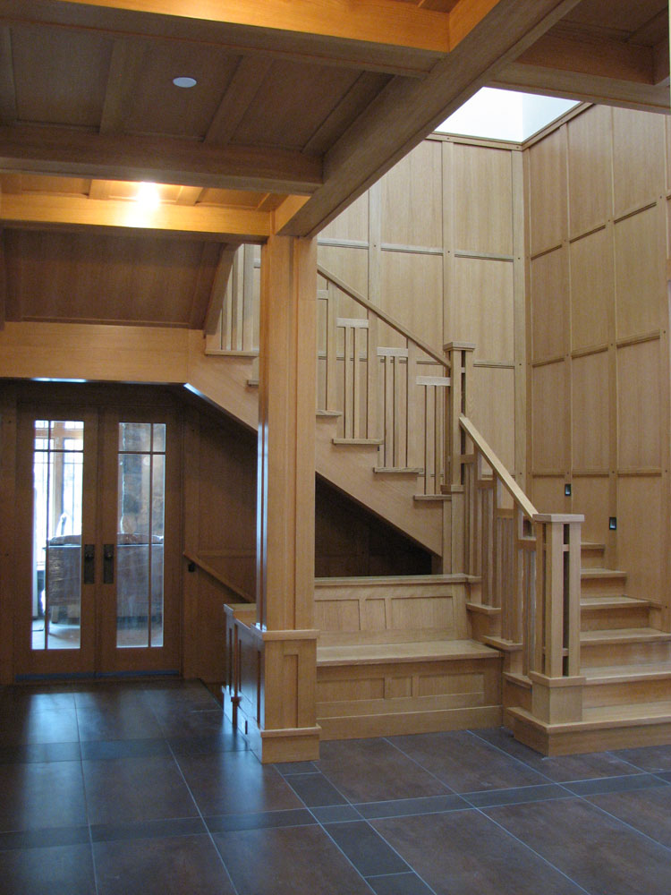 Siris Coombs Architects Arts And Crafts Residence