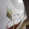 top stair